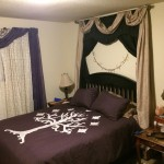 Lord of the Rings Inspired Bedroom Makeover