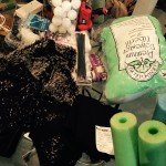 Materials for Shelob Ass Cosplay Costume